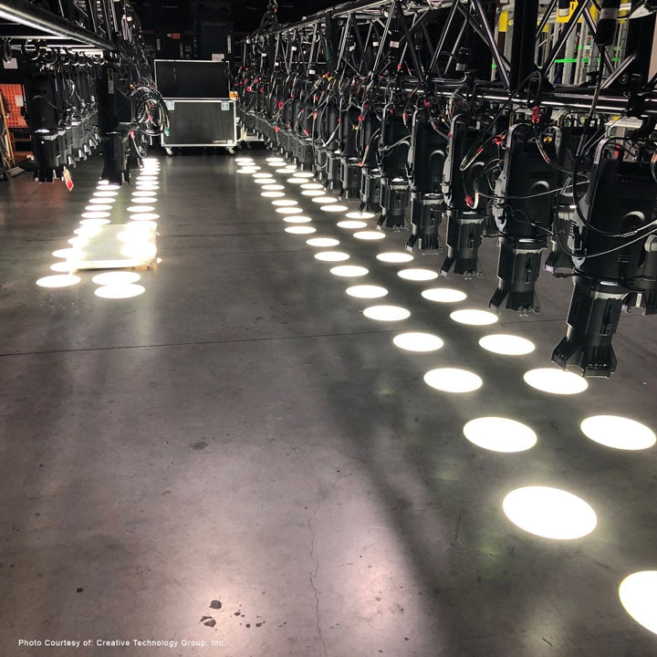 Creative Technology Moves Vegas Operation & Invests in PROLIGHTS EclProfile FS