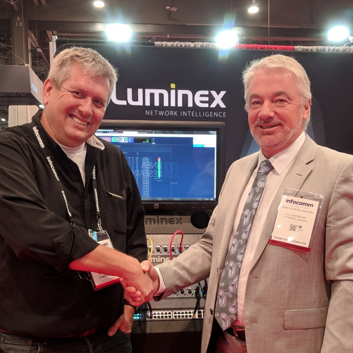 A.C. Lighting Inc. Partners with Allied Protech
