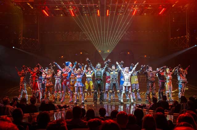 Luminex at the Centre of Immersive Sound Designs  on Leading Musical Theatre Shows