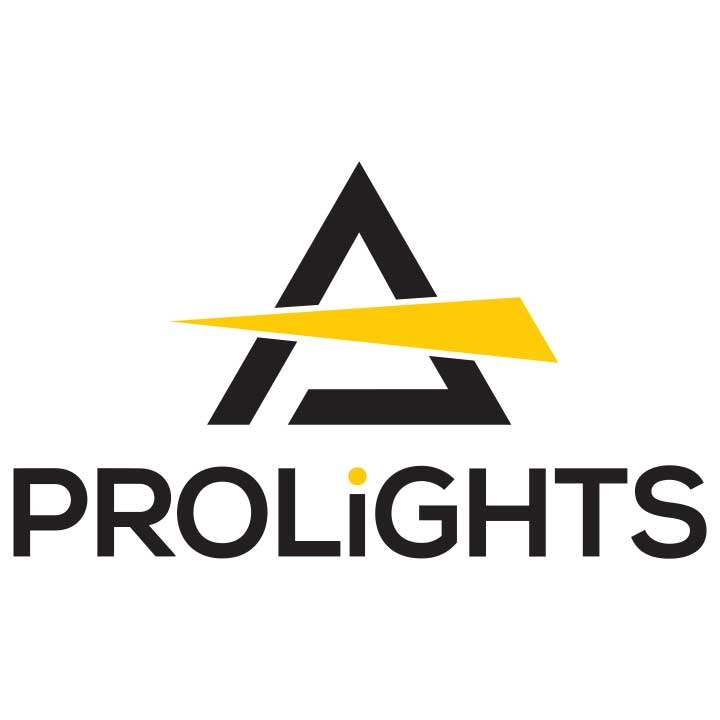 PROLIGHTS unveils new brand design, logo and website at LDI 2019
