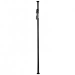 Autopole Black extends from 210cm to 370cm
