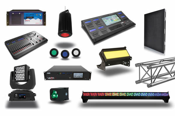 A.C. Lighting Inc Showcases Exclusive & Leading Brand Technologies at LDI 2013