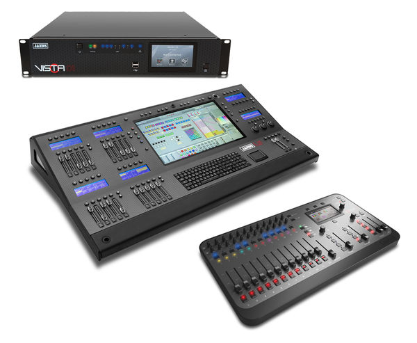 Jands Unveils Latest Lighting Media and LED Control Solutions at PLASA London 2014